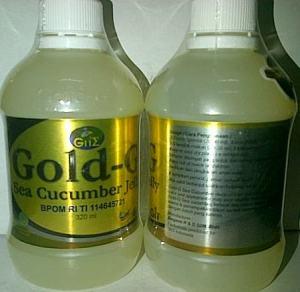 Khasiat Jelly Gamat Gold G Untuk Anak